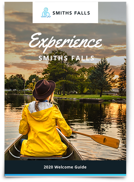 Smiths Falls Experience Guide Brochure Cover